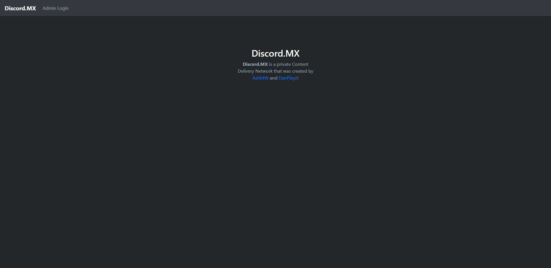 DiscordMX